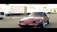 Ted's Nissan 300zx