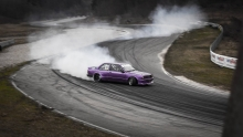 Putadienis - Opening drift season!