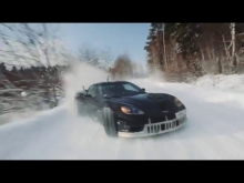 Real Winter Drift - Russia Karelia 2016 - Part 2