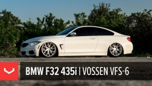 BMW F32 435i | All New Vossen VFS-6 Utilizing Flow Formed Technology