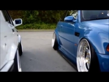 Bagged BMWs pair nicely