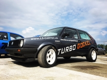 Turbo GockelVW Golf Mk2 VR6 Turbo