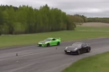 Supra 1000+ HP vs Porsche 991 Turbo S Mk II