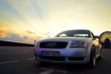 AUDI TT 8N 1.8T - Small daily car!