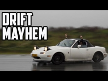 Roadster Crew - Miata Drift Mayhem