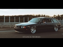 1995 BMW E34 520iT Wagon