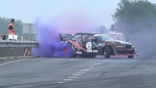 Lithuania Autoplius Drift Championship 3rd round in Palanga