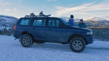 Car Hunter S03E01 Winter-Beater Pajero.