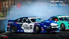 Formula Drift Long Beach RD1