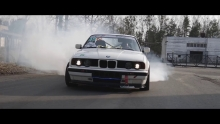 Pickup e34 drift build