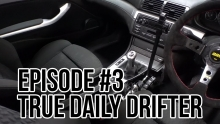 True Daily Drifter - Hydraulic Handbrake